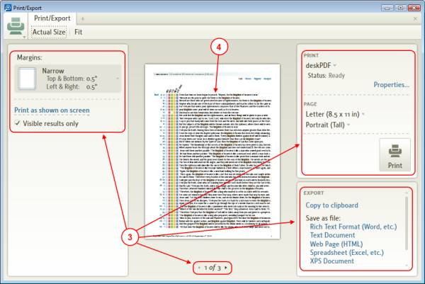 How to Edit Word Documents in Print Preview - SysChat